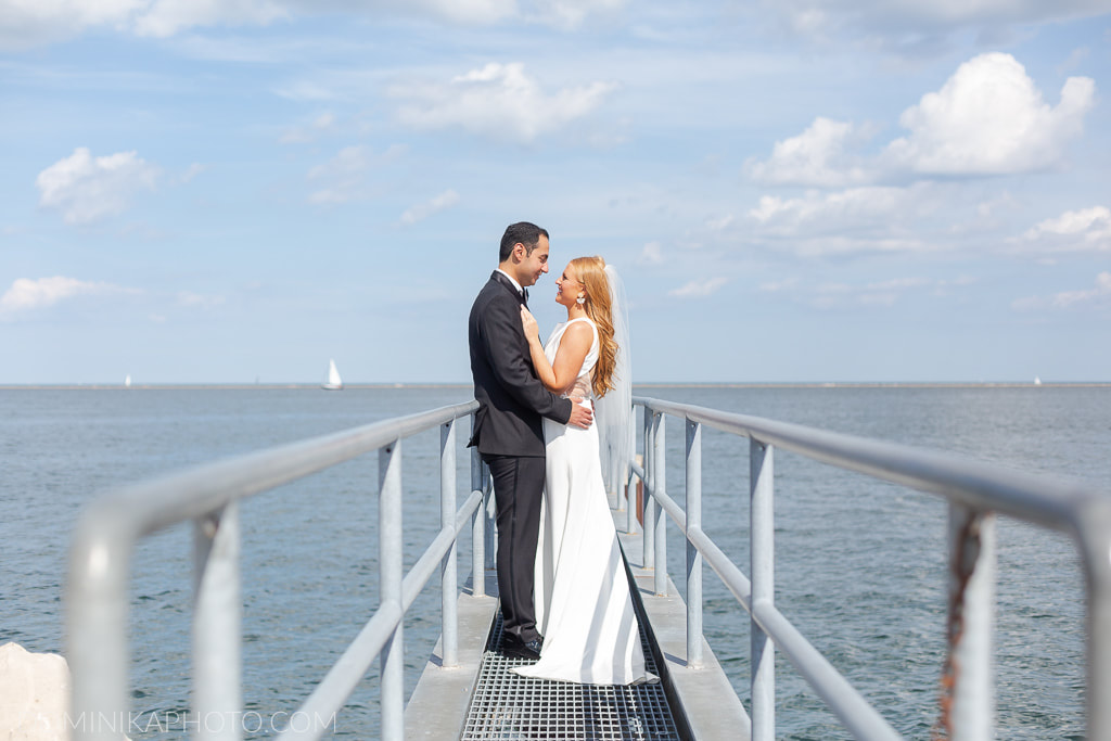 Discovery World Milwaukee Wedding
