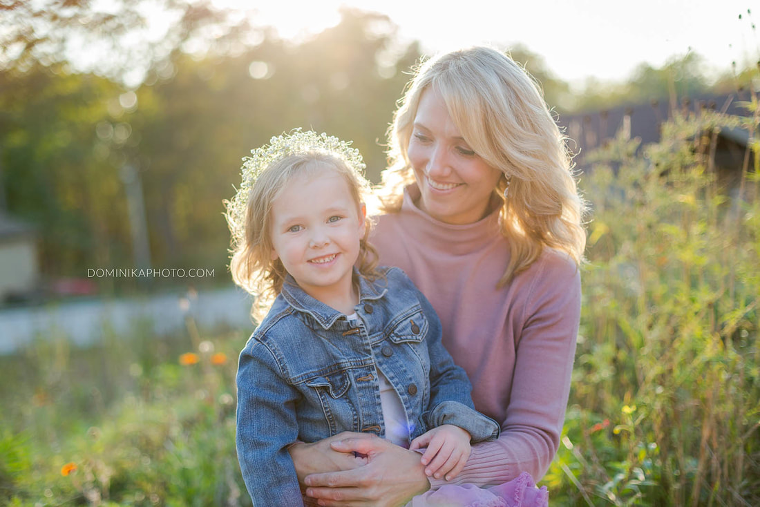 Milwaukee Mommy & Me session