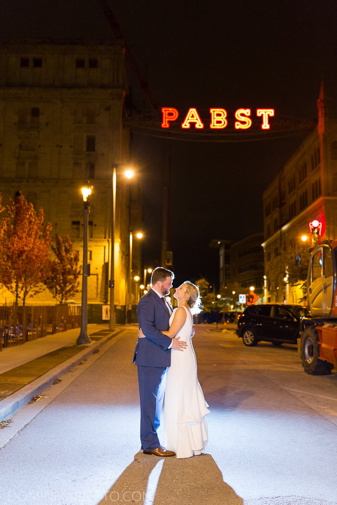 Pabst Best Place Wedding Milwaukee