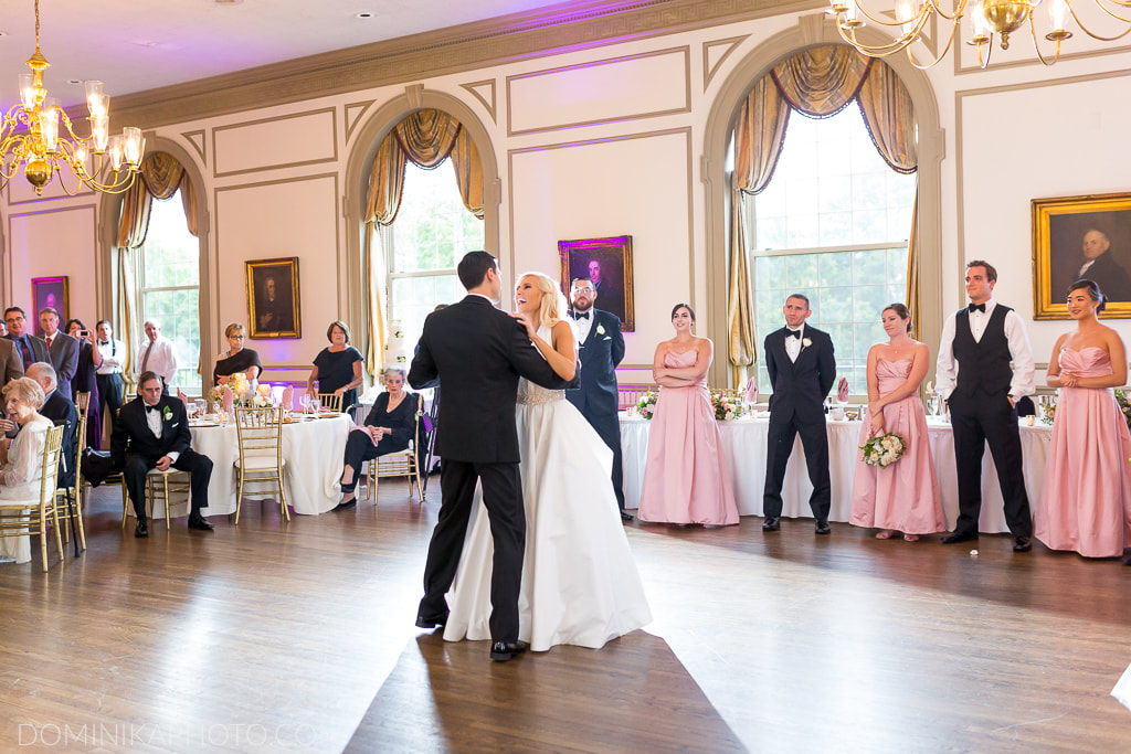 University Club of Milwaukee Wedding