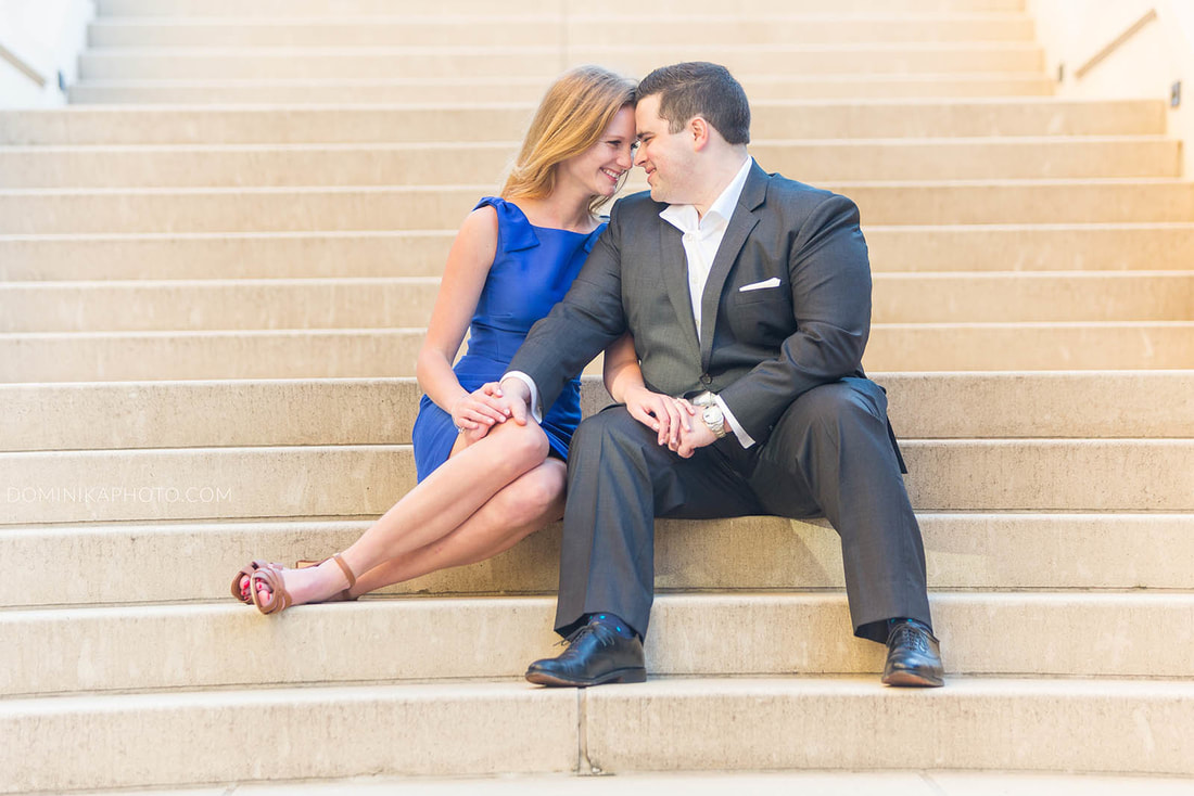 Lincoln park engagement photography chicago